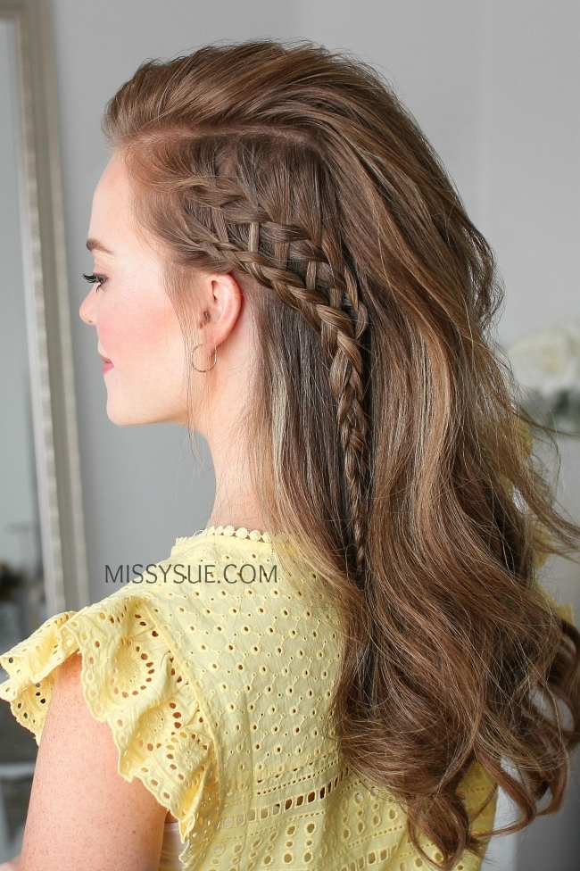 how to make a ladder braid