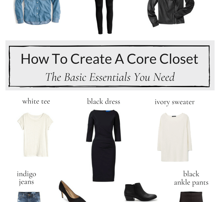How-To Create an Amazing Capsule-Wardrobe in 2021