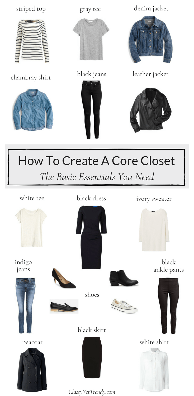 How-To Create an Amazing Fall Capsule-Wardrobe in 2020