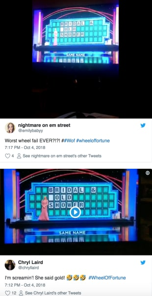 Wheel of Fortune NSFW
