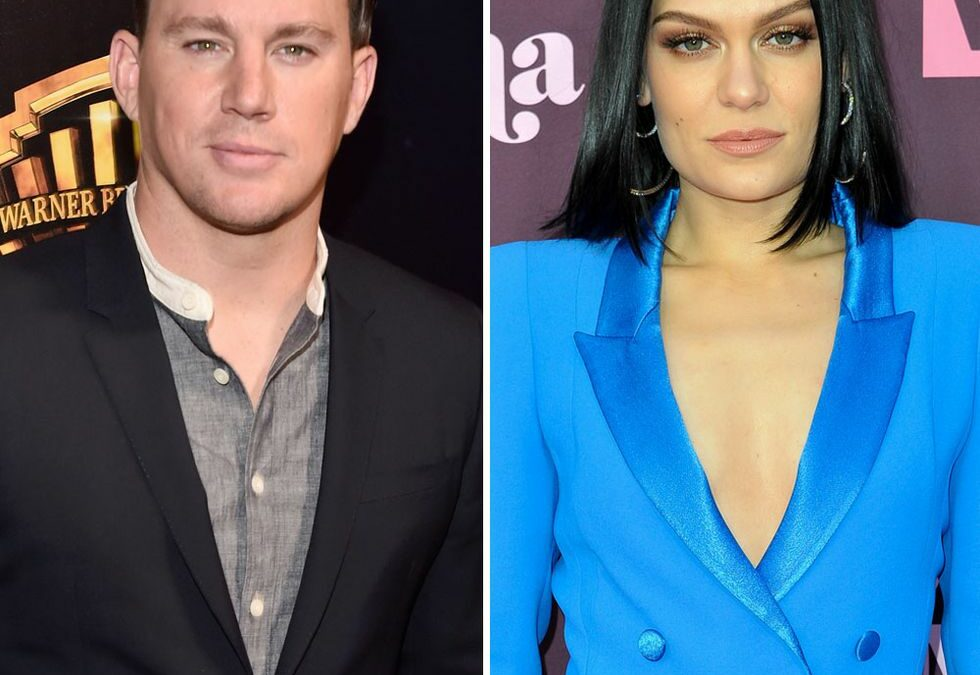 Channing Tatum and Jessie J | Random New Couple Alert!