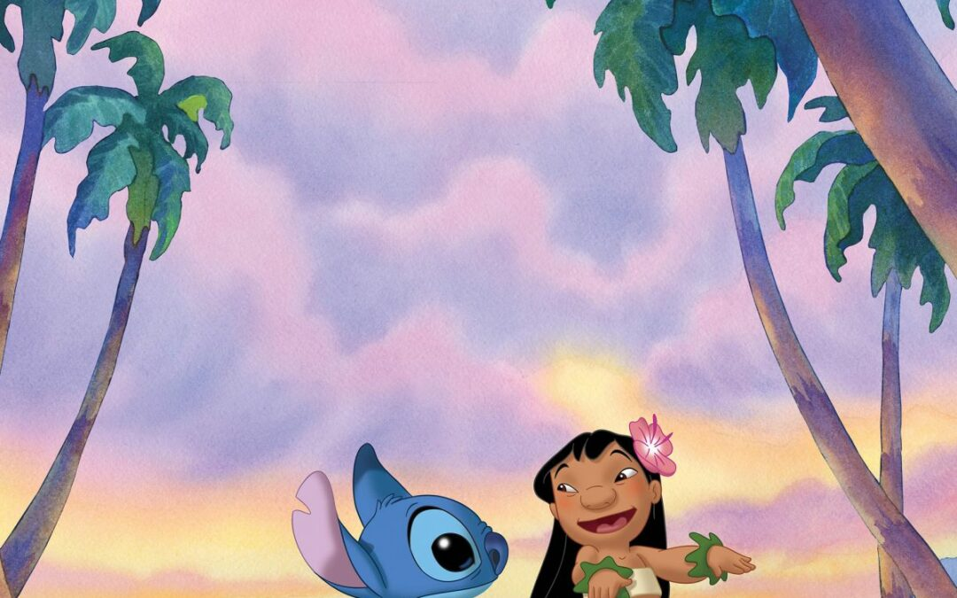 """Disney is Making a Live-Action """"Lilo & Stitch"""" Movie"""