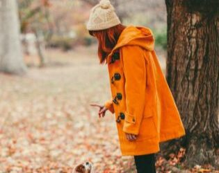40 Orange Outfits for Fall 2018