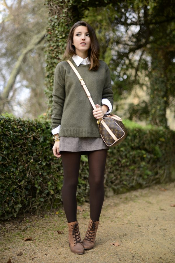 preppy fall outfits