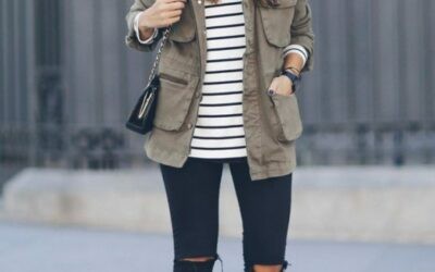 How to Wear a Cargo Jacket For Stylish Look Anytime