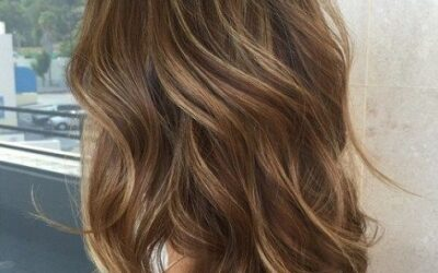 3 Gorgeous Brown Hairstyles w/ Blonde Highlights