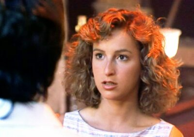 Jennifer Grey before surgery