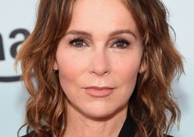 Jennifer Grey after surgery