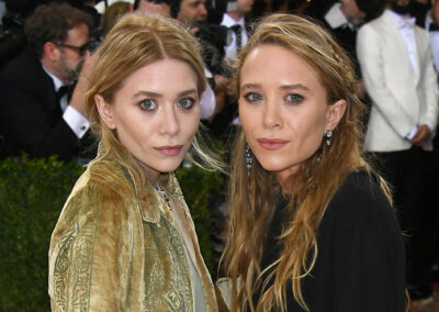 Mary Kate and Ashley Met Gala 2018