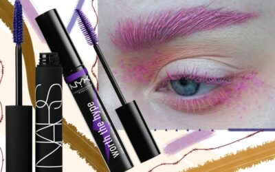 How to Pull-Off Colored Mascara in 2018