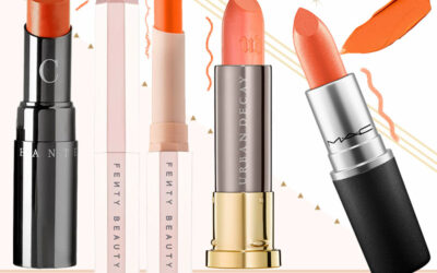 27 Ways to Pull-Off Orange Lipstick— (without looking like a Pumpkin)