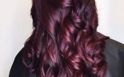 34 Sultry Shades of Burgundy Hair to Copy