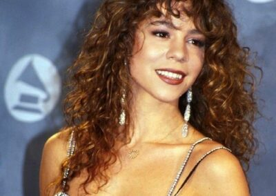Mariah Carey before