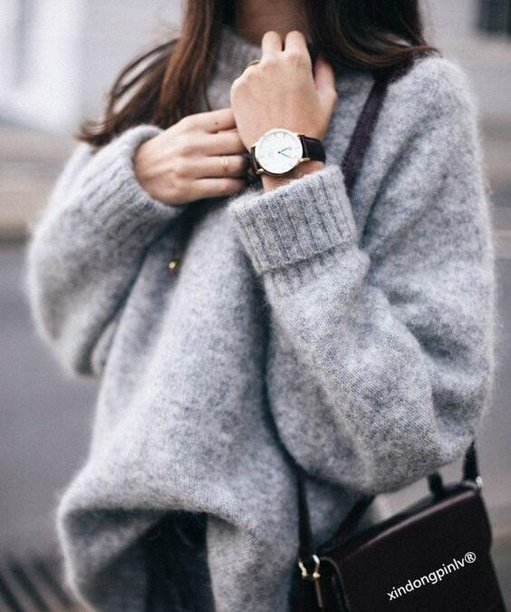 64 Ways to Wear Oversized Sweaters