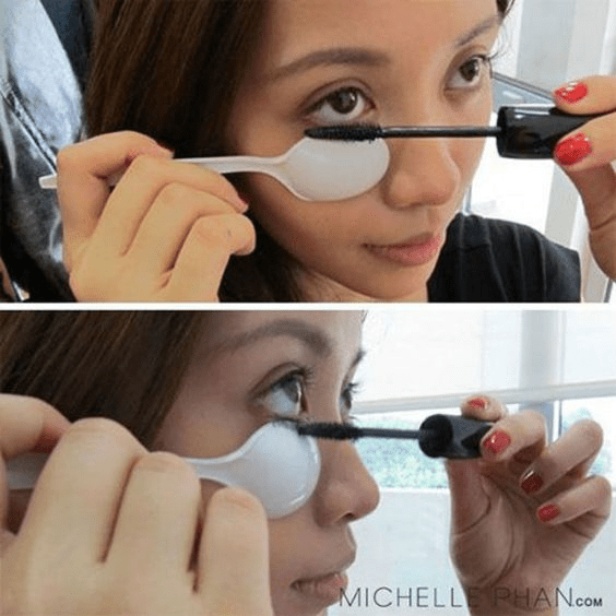 how to do lower lashes