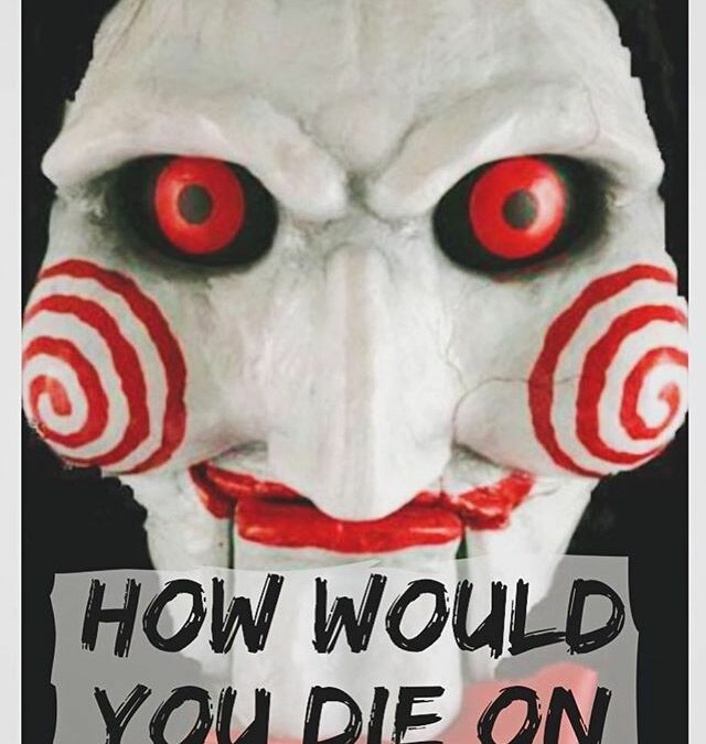 "Quiz ❘ How Would You Die in ""Saw?"""