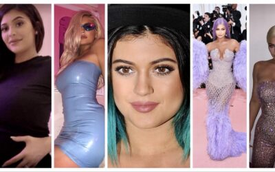 10 Kylie Jenner-Eras | Affordable Group-Costumes for Halloween