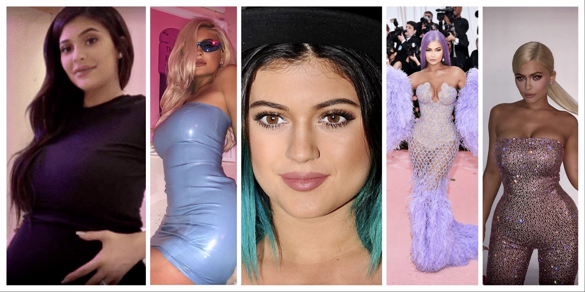Group-Costumes for Halloween | 10 Kylie Jenner-Eras