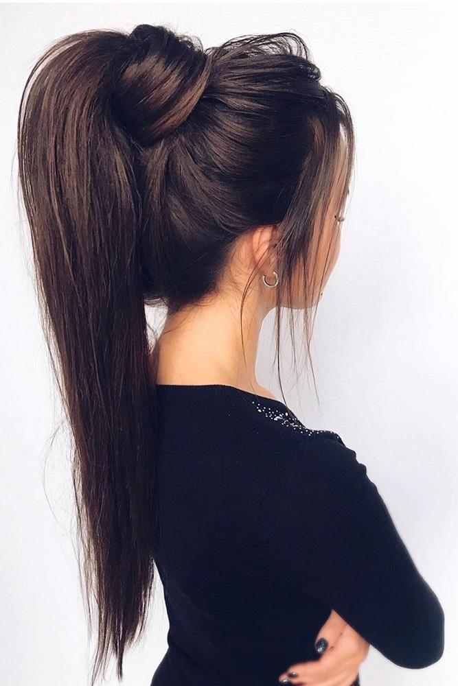 30 Quick + Easy Hairstyles for Long Hair | Viva La Vibes