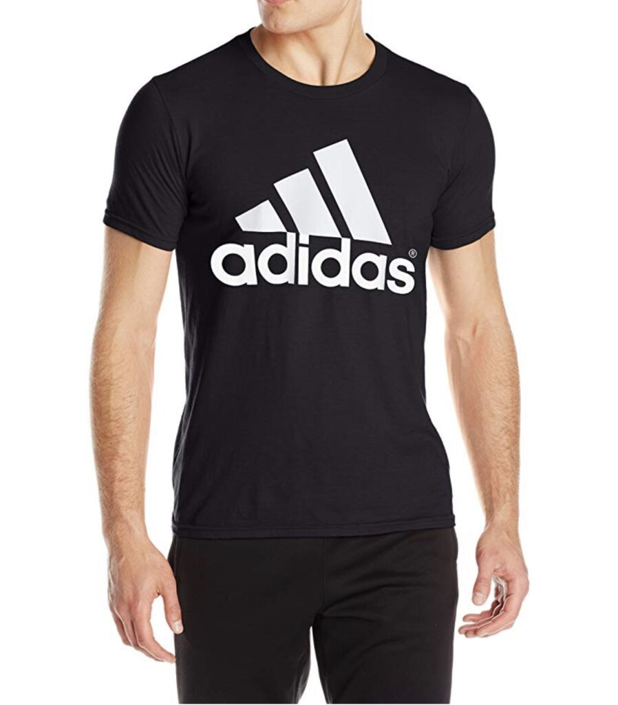 gifts for guys adidas t-shirt