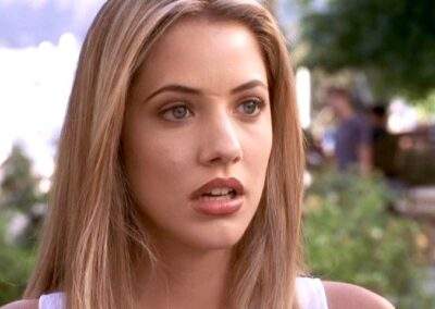 Julie Gonzalo Then