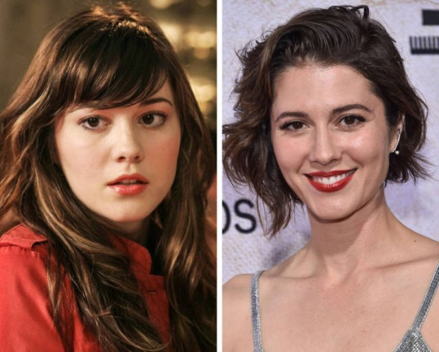 Mary Elizabeth Winstead then and now